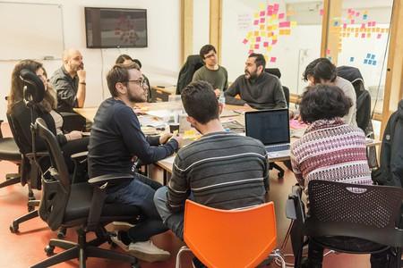 Barcelona training rooms Meetingraum CREC Coworking - Sala 1 image 5