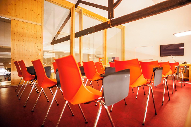 Barcelona training rooms Meetingraum CREC Coworking - Sala 1 image 1