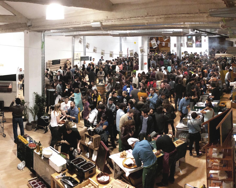 Barcelona workshop spaces Auditorium CREC Coworking - Sala B image 1