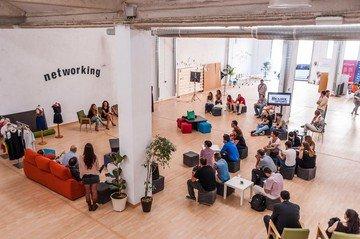 Barcelona workshop spaces Auditorium CREC Coworking - Sala B image 0
