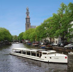 Amsterdam corporate event venues Boat 't Smidtje - The Vondel image 11