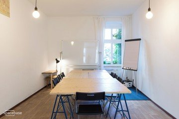 Berlin workshop spaces Besonders Guice image 2