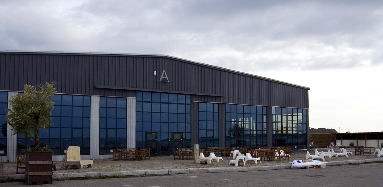 Kopenhagen corporate event venues Industriegebäude Docken - Space 2 image 0
