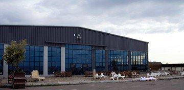 Copenhagen corporate event venues Industrial space Docken - Space 2 image 0