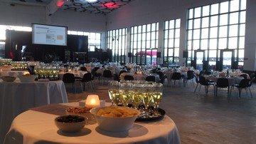 Copenhagen corporate event venues Industrial space Docken - Space 2 image 5