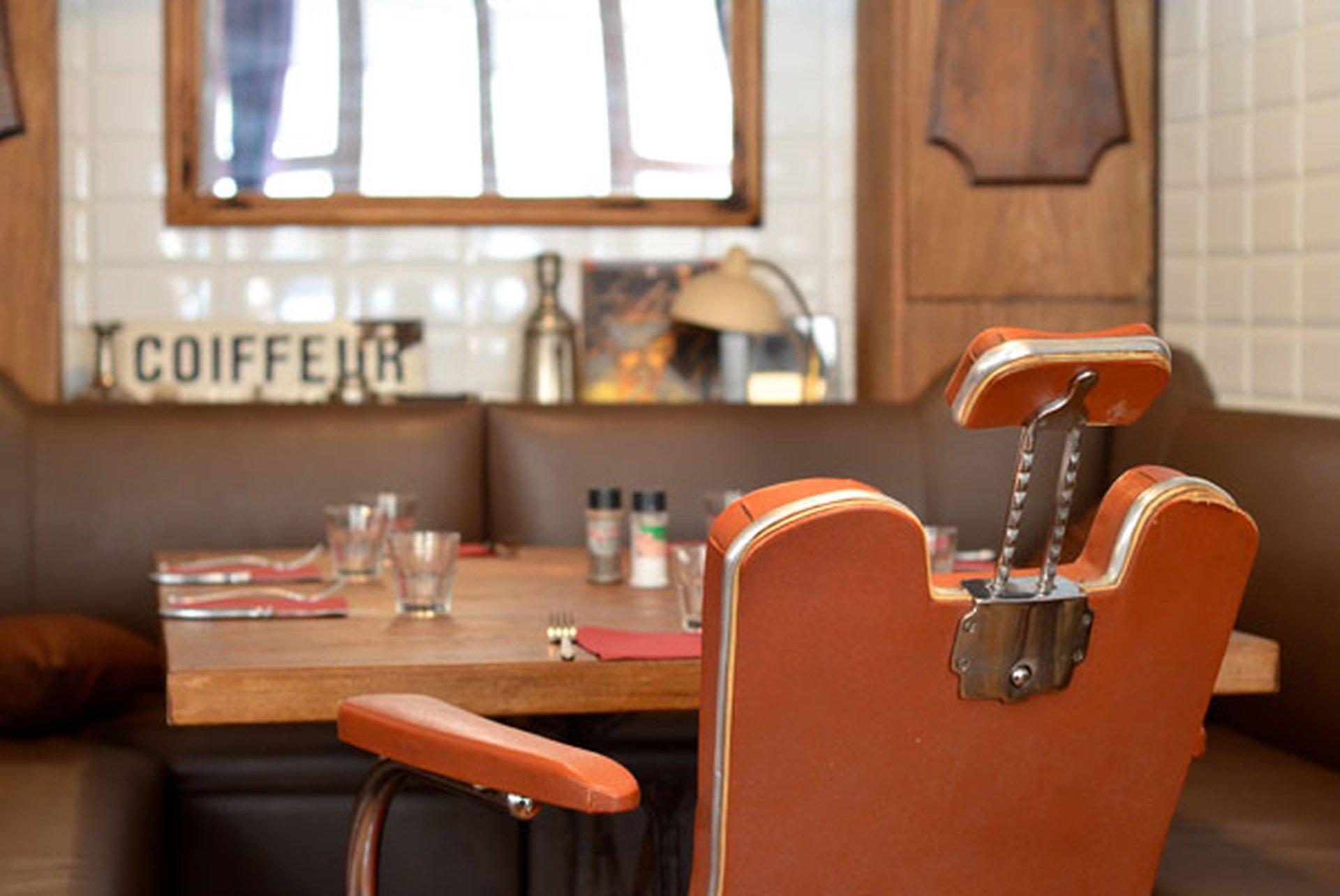 Paris corporate event venues Restaurant Le Barbe à Papa image 0
