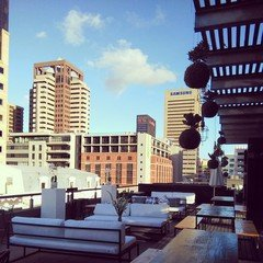 Le Cap corporate event venues Rooftop Ideas Cartel - Rooftop image 2