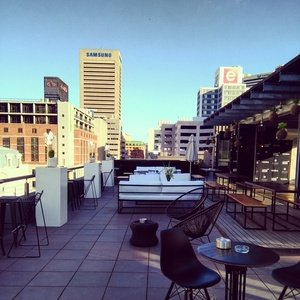 Cape Town corporate event venues Rooftop Ideas Cartel - Rooftop image 0