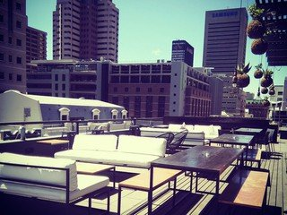 Le Cap corporate event venues Rooftop Ideas Cartel - Rooftop image 1