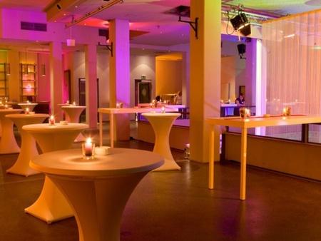 Frankfurt am Main workshop spaces Partyraum Union Halle image 5