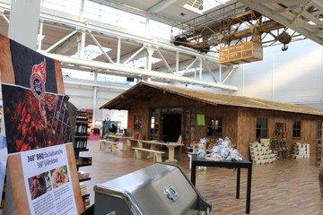 Francfort corporate event venues Lieu Atypique 360BBQ image 0