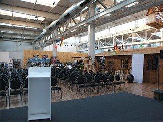 Frankfurt am Main corporate event venues Besonders 360BBQ image 1