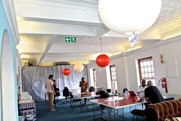 Johannesburg Train station meeting rooms Meetingraum The Impact Hub - Seminar Room image 6