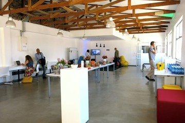 Johannesburg training rooms Salle de réunion Jozi Hub - Seminar Room image 2