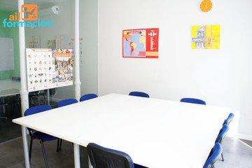 Madrid training rooms Salle de réunion AIL Formación - Puerta de Alcala image 0