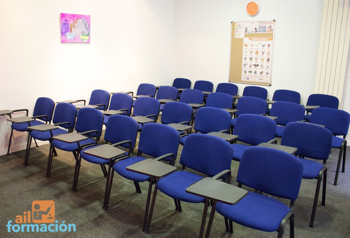 Madrid training rooms Meeting room AIL Formación - Serrano image 0
