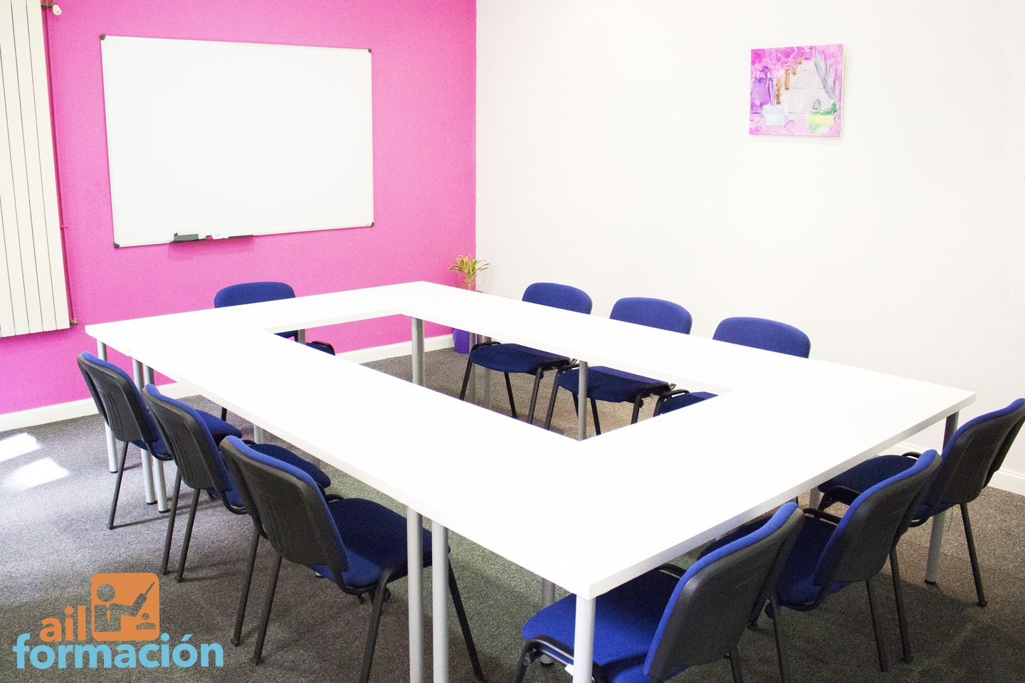 Madrid training rooms Meeting room AIL Formación - Serrano image 1