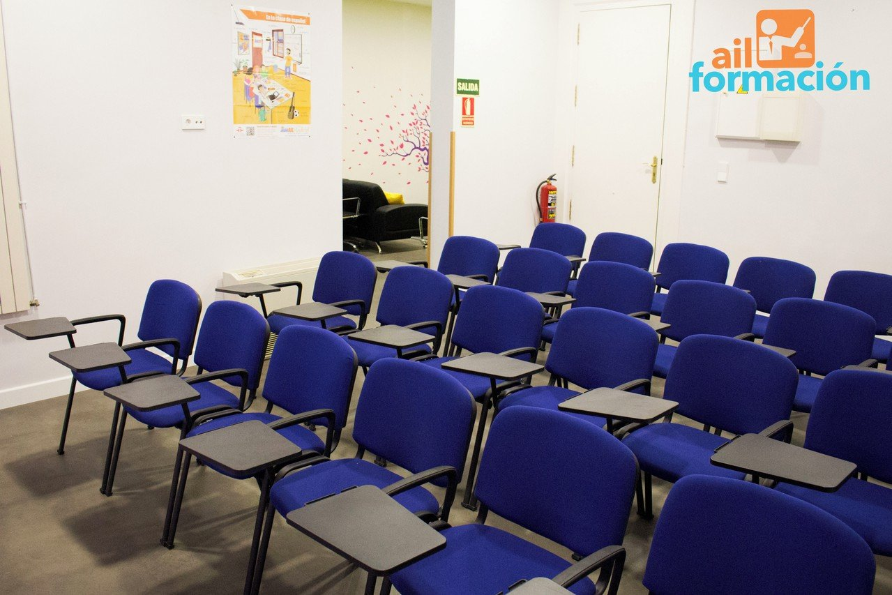 Madrid training rooms Meeting room Colon image 0