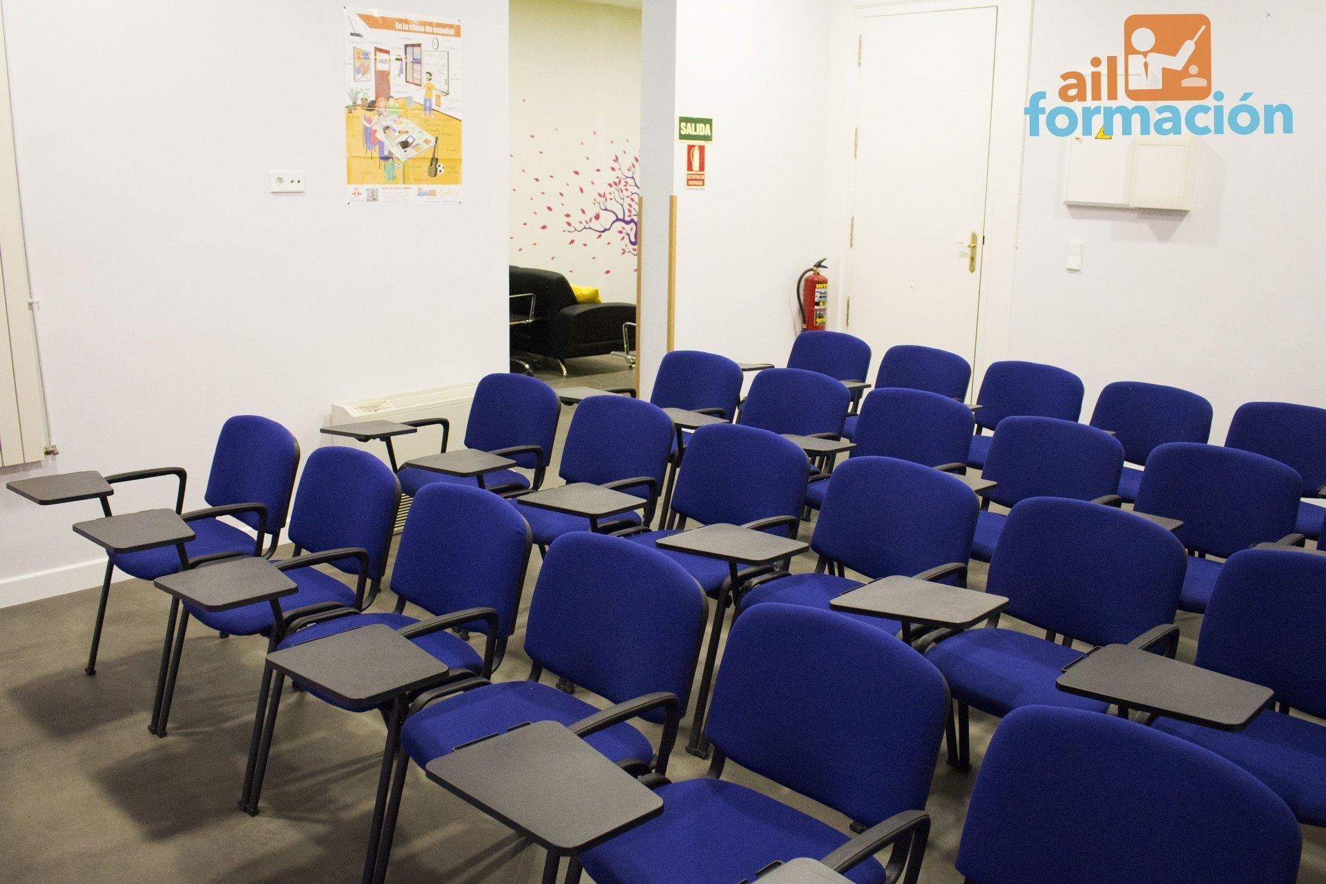 Madrid training rooms Salle de réunion AIL Formación - Colon image 0