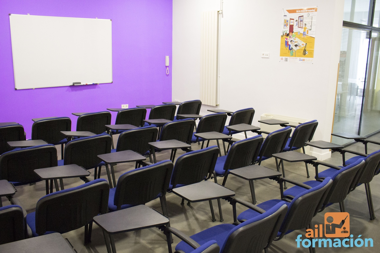 Madrid training rooms Salle de réunion AIL Formación - Colon image 1