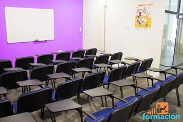 Madrid training rooms Meeting room AIL Formación - Colon image 1