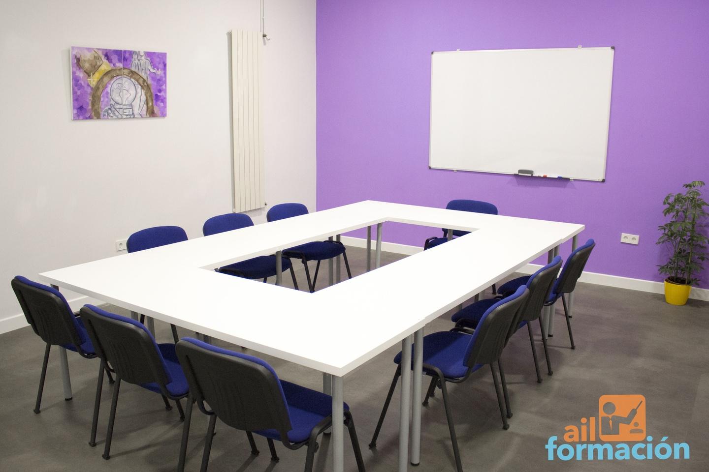 Madrid training rooms Salle de réunion AIL Formación - Colon image 2