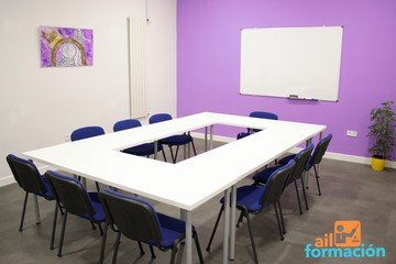 Madrid training rooms Meeting room AIL Formación - Colon image 2