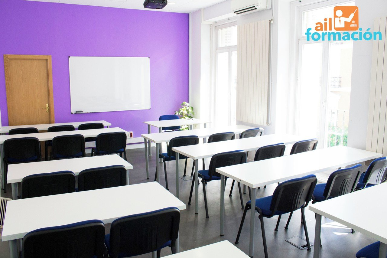 Madrid training rooms Salle de réunion AIL Formación - Sol image 0
