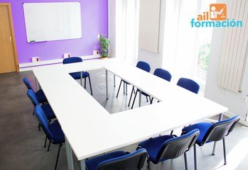 Madrid training rooms Salle de réunion AIL Formación - Sol image 1