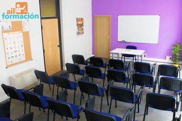 Madrid training rooms Salle de réunion AIL Formación - Sol image 2