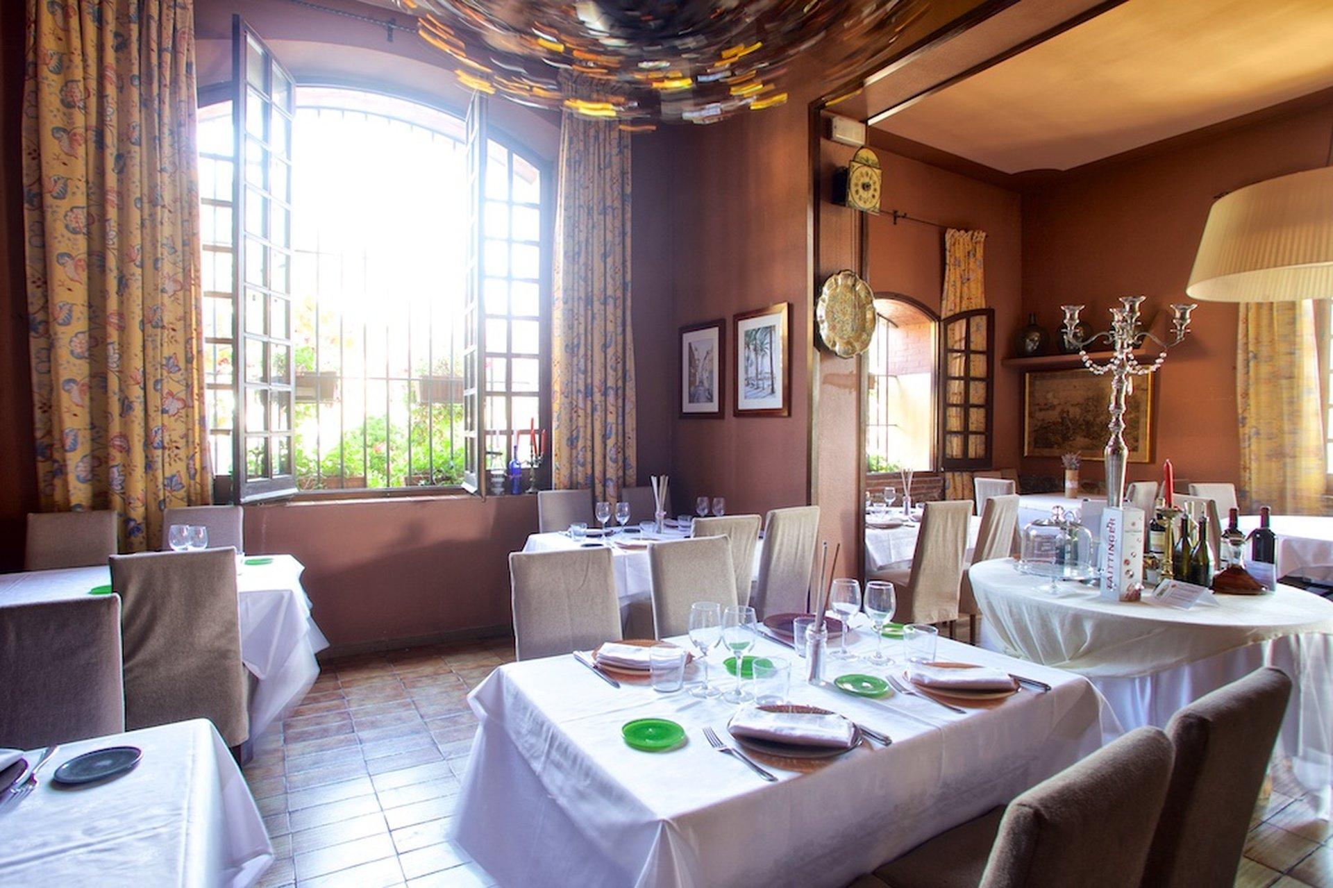 Barcelone corporate event venues Restaurant Mas Corts - Manor main floor image 0