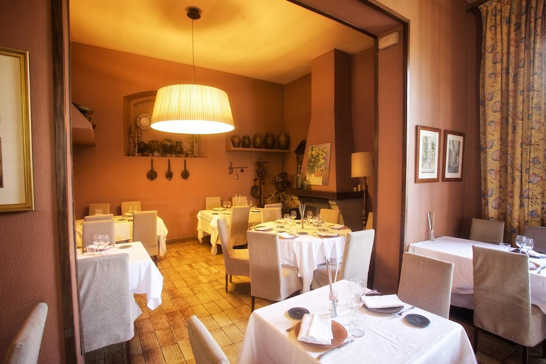 Barcelone corporate event venues Restaurant Mas Corts - Manor main floor image 1
