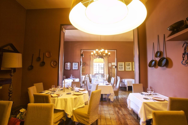 Barcelone corporate event venues Restaurant Mas Corts - Manor main floor image 2
