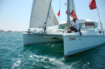 Tel Aviv corporate event venues Boat Sea Gal - Private Catamaran image 11