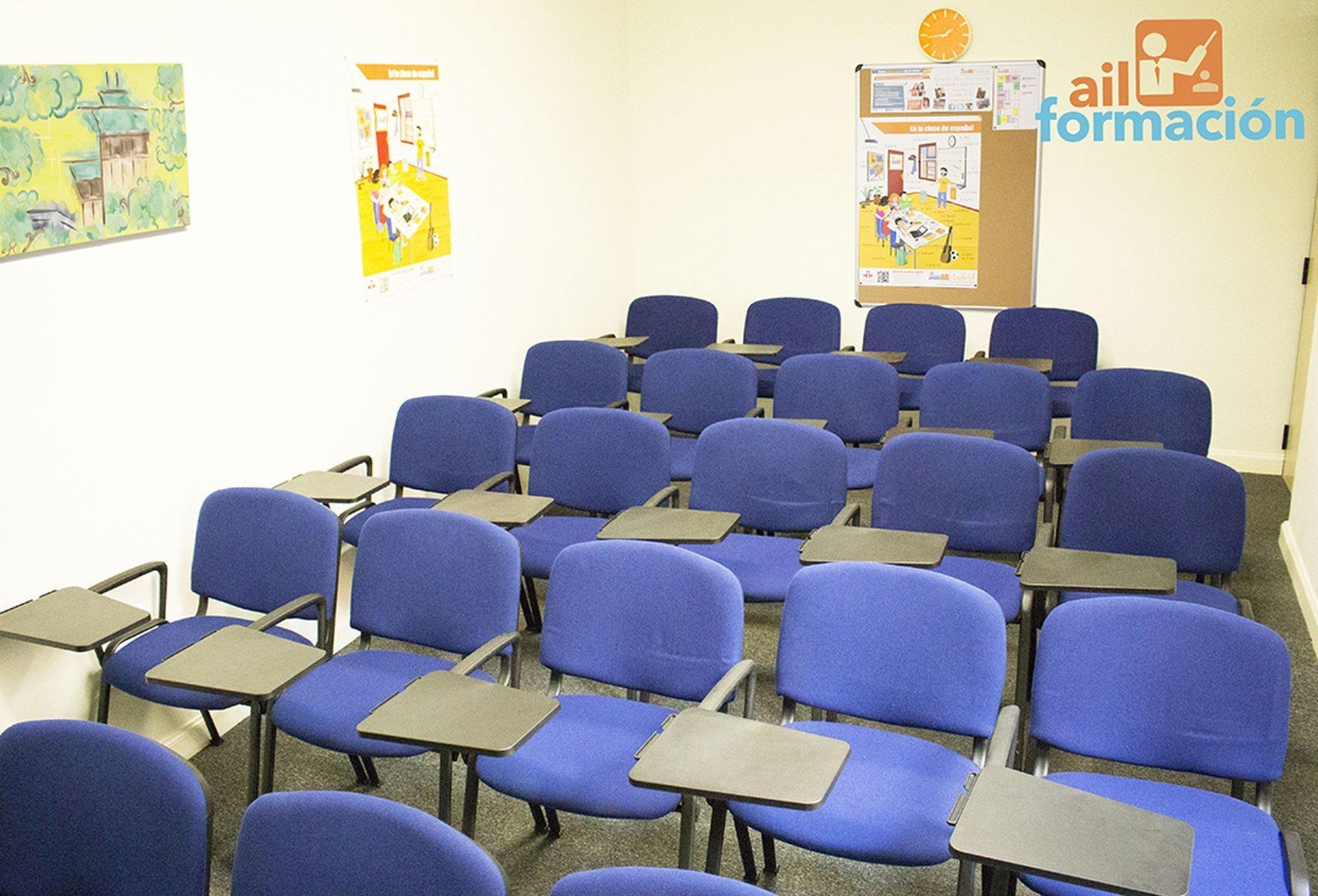 Madrid training rooms Meeting room AIL Formación - Génova image 0