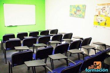 Madrid training rooms Meetingraum AIL Formación - Génova image 1