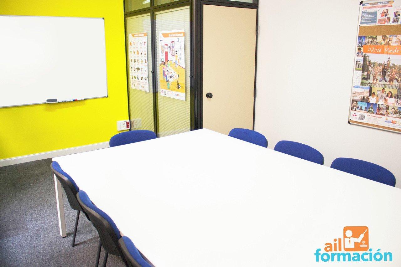 Madrid training rooms Meetingraum AIL Formación - Castellana image 0