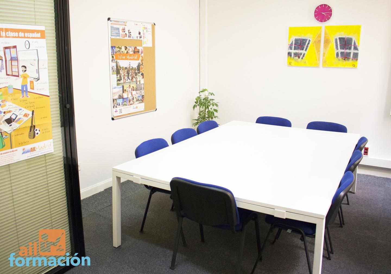 Madrid training rooms Meeting room AIL Formación - Castellana image 1