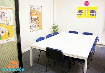 Madrid training rooms Meetingraum AIL Formación - Castellana image 1