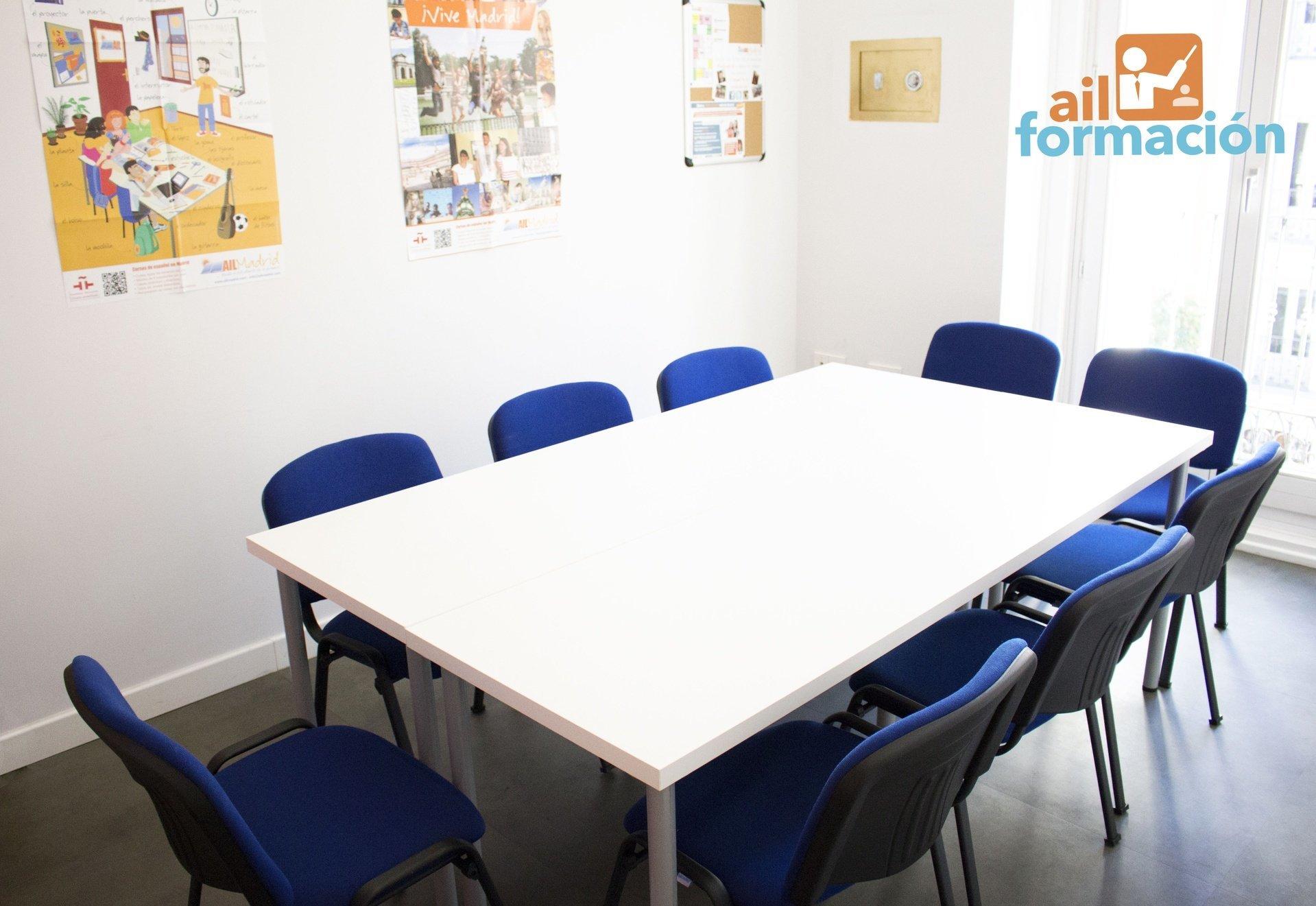 Madrid conference rooms Meeting room AIL Formación - La Latina image 0