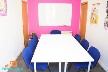 Madrid conference rooms Meetingraum AIL Formación - La Latina image 1