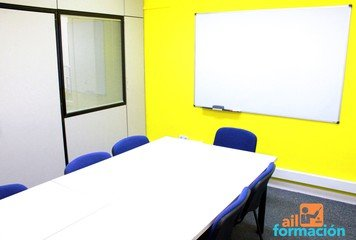 Madrid conference rooms Meeting room AIL Formación - Atocha image 1