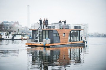 Berlin seminar rooms Boat The Floating Office image 9