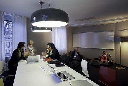 Frankfurt am Main Train station meeting rooms Meetingraum MEET/N/WORK -  Workshop Room image 10