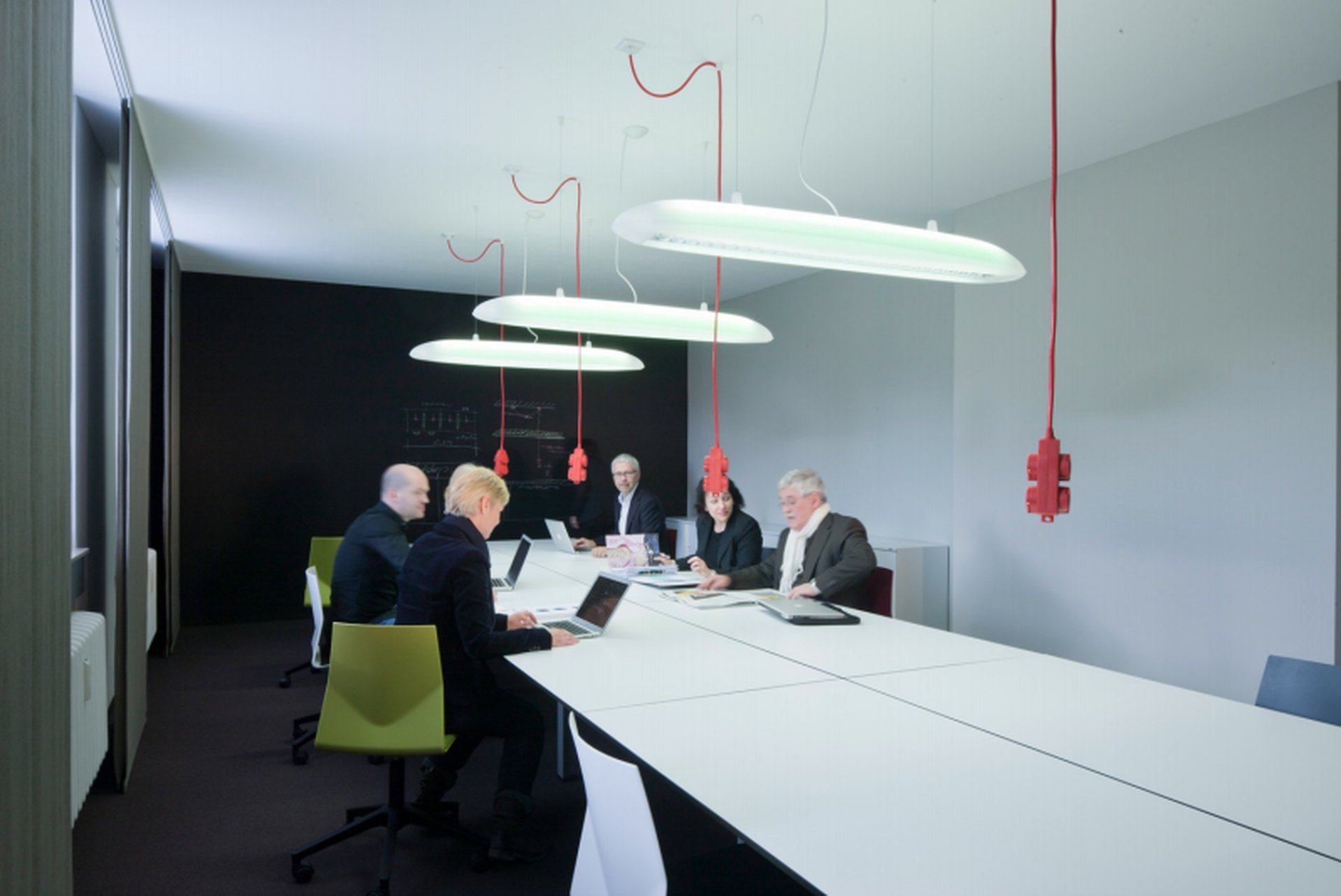 Frankfurt Train station meeting rooms Meeting room MEET/N/WORK - Training Space image 10