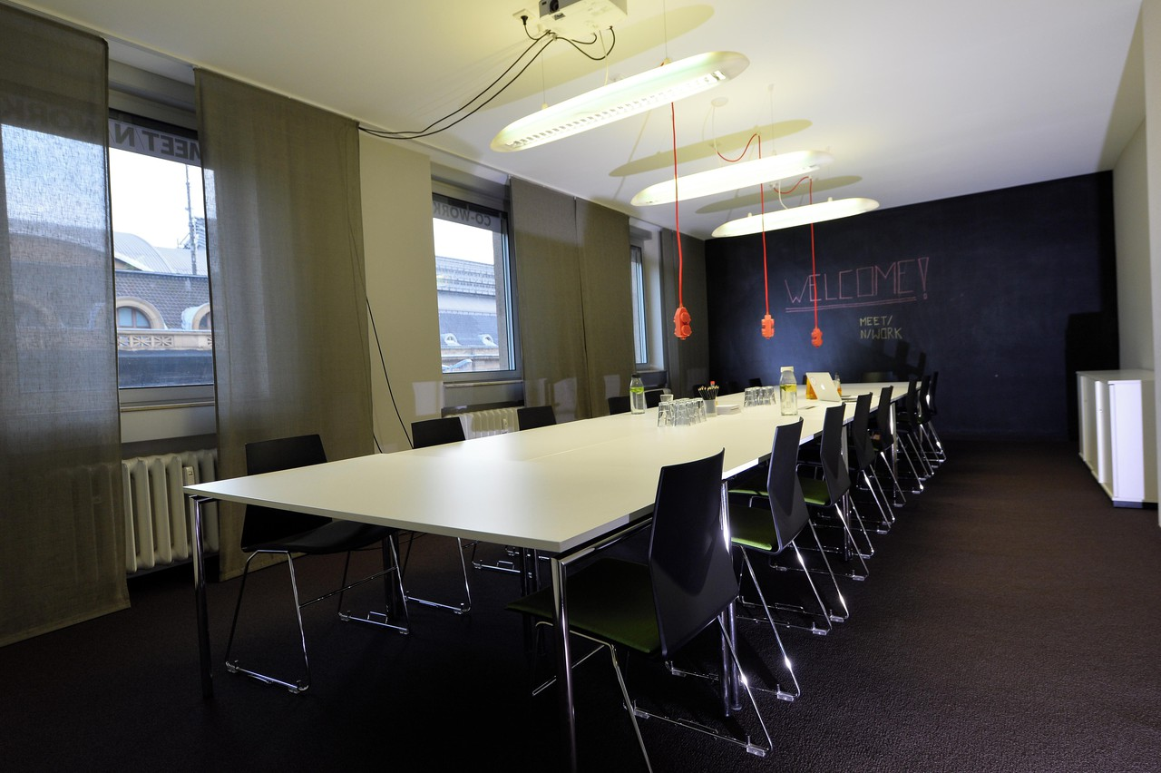 Frankfurt training rooms Meeting room Training image 0
