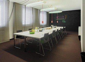 Frankfurt Konferenzräume Meeting room MEET/N/WORK -