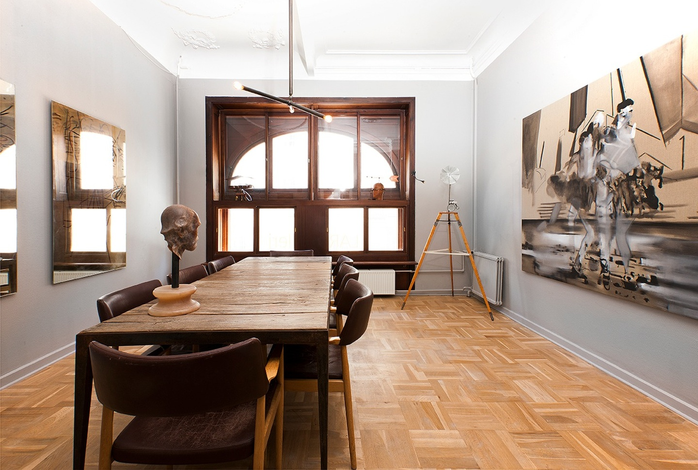 Copenhagen conference rooms Meeting room LARMgalleri - Meeting Room image 11