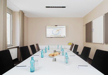 Frankfurt am Main Konferenzräume Meetingraum MEET/N/WORK - Presentation Room image 2
