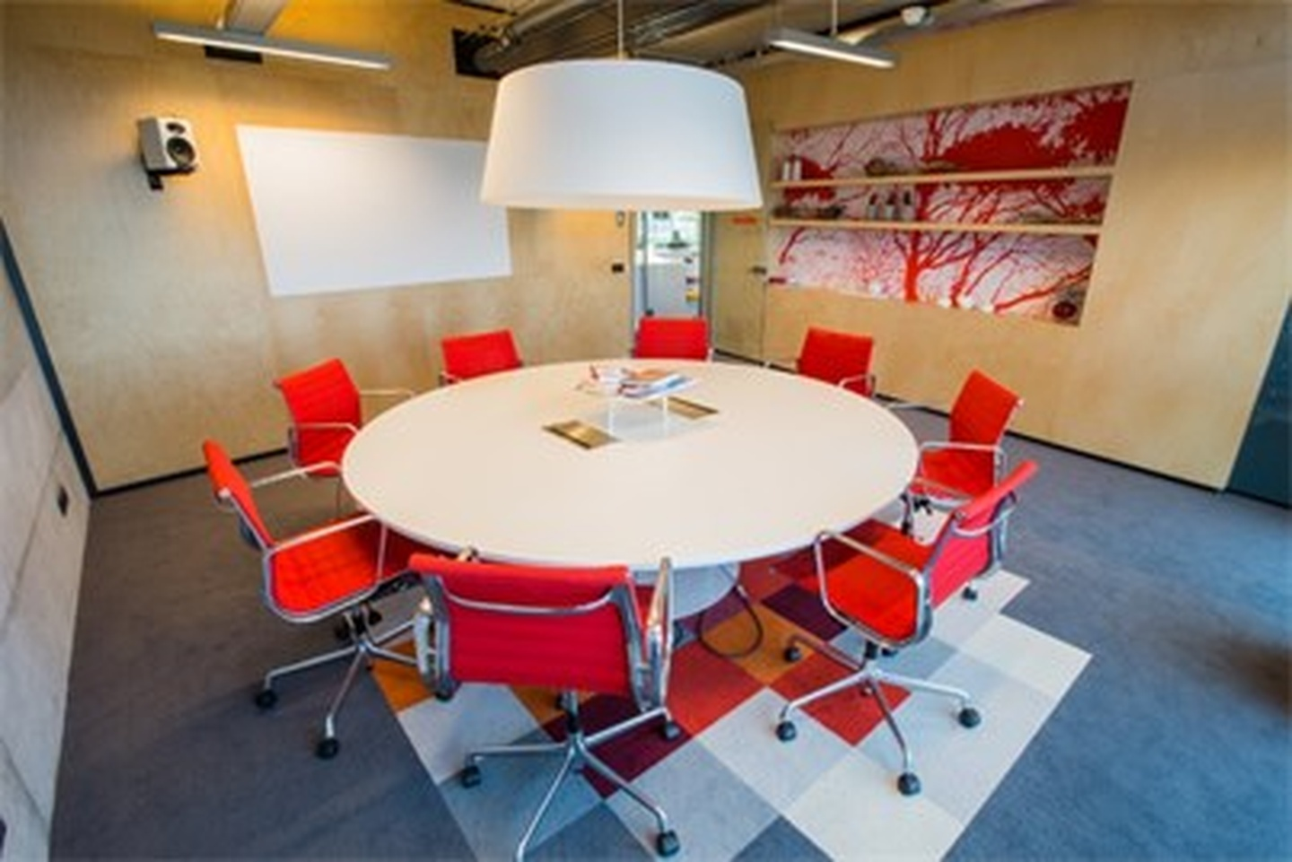 Amsterdam conference rooms Meeting room Inspirende Locations - Decide image 0